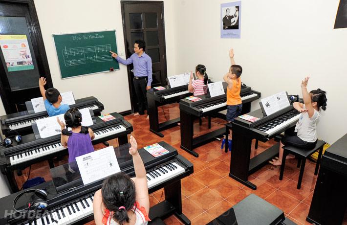 Kết quả hình ảnh cho học âm nhạc