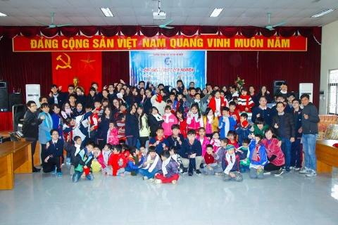 Thầy trò Đoàn Thị Điểm CS 2 với hành trình thiện nguyện tại Trung tâm PHCN Việt - Hàn