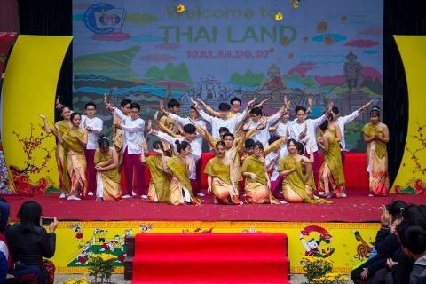 Lễ hội Sắc xuân Châu Á 2019 rực rỡ sắc màu