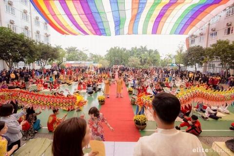 Rộn ràng Lễ hội Sắc màu Tết Việt 2020