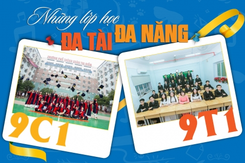 Những lớp học đa tài, đa năng của THCS Đoàn Thị Điểm
