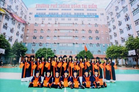 Bật mí về ngôi trường có nhiều Thủ khoa, Á khoa trường chuyên ở Hà Nội