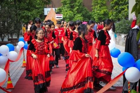 Rực rỡ sắc màu Lễ hội Carnival 2017