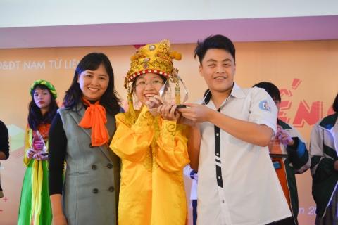 Giải Đặc biệt Festival Tiếng Anh Cấp Cụm Nam Từ Liêm – Thành tích đáng tự hào của thầy và trò THCS Đoàn Thị Điểm
