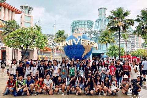 Hành trình Singapore Summer Camp 2018 (Tuần 1)