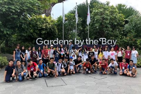 Hành trình Singapore Summer Camp 2018 (Tuần 2)