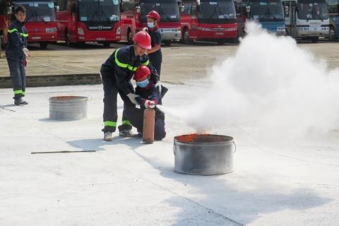 """THÔNG BÁO:  Hoạt động trải nghiệm """" Một ngày làm lính cứu hỏa"""" cho học sinh khối 6 năm học 2018-2019"""