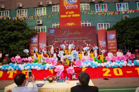 Lễ kỉ niệm Ngày Nhà Giáo Việt Nam 20/11 – Một câu chuyện lắng đọng và nhiều cảm xúc