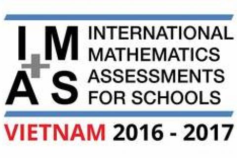Thông báo về kỳ thi IMAS 2016 - 2017