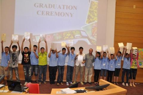 Chương trình du học hè Singapore Summer Camp 2016