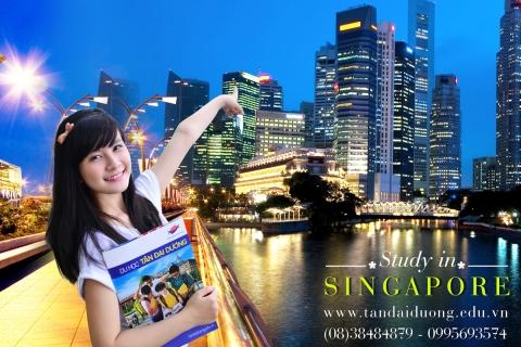 Du học Singapore Chi phí rẻ, chất lượng cao