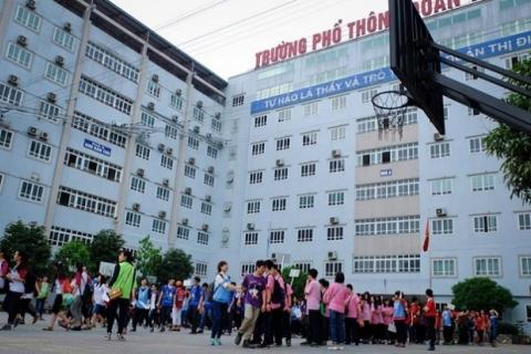 Giới thiệu về trường THCS Đoàn Thị Điểm